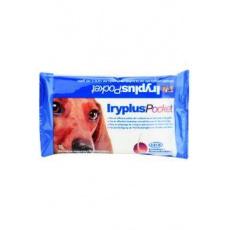 Iryplus dezinfekční ubrousky na oči psů a koček 20ks