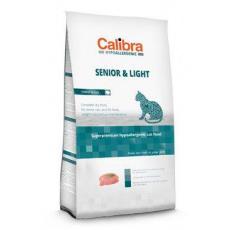 Calibra Cat HA Senior & Light Turkey 7kg