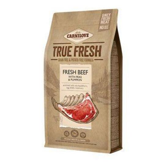 Carnilove dog True Fresh Beef Adult 1,4 kg