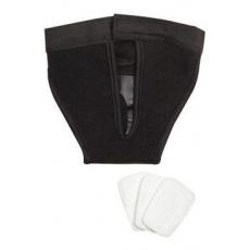Hárací kalhotky černé vel. 2 (M) 32x39cm KAR new