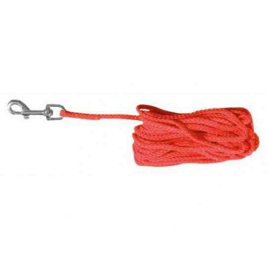 Prodlužovací vodítko šňůra - červená