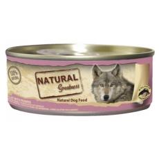 Natural Greatness filet tuňák+krevety, konzerva pro psy 156 g