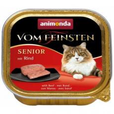 ANIMONDA paštika SENIOR - hovězí pro starší kočky 100g