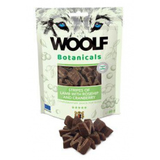 WOOLF Botanicals pochoutka Lamb/Rosehip/Cranberry 80g