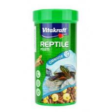 Vitakraft Reptile Turtle Omnivor vod.želvy,ješt. 250ml