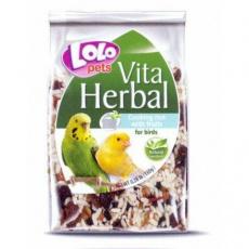 LOLO - VITA HERBAL instantní rýže  s ovocem pro ptáky 130 g