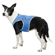 Chladící vesta PVA XL 40 cm, modrá