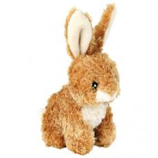 Plyšový králíček sedící 15 cm