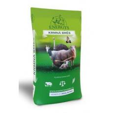 Krmivo pro pštrosy MINI granulované 25kg