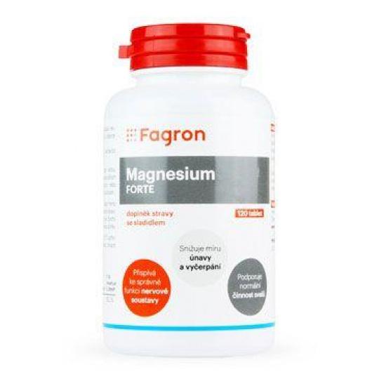 Magnesium FORTE 120tbl Fagron