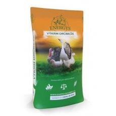Krmivo pro kuřata BROILER MAXI granulované 25kg