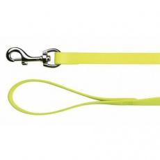 Easy Life vodítko PVC S-XL 1,00 m/17 mm neon žluté - DOPRODEJ