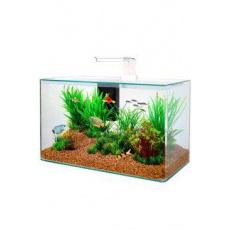 Akvárium CLEAR 50 bílá 37,5l Zolux