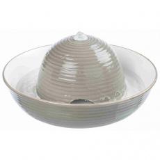 Pítko fontána VITAL FLOW, keramická 1,5 l šedo/bílé (RP 2,90 Kč)