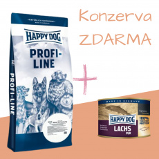 Happy Dog Profi Line NATURKOST 20 kg